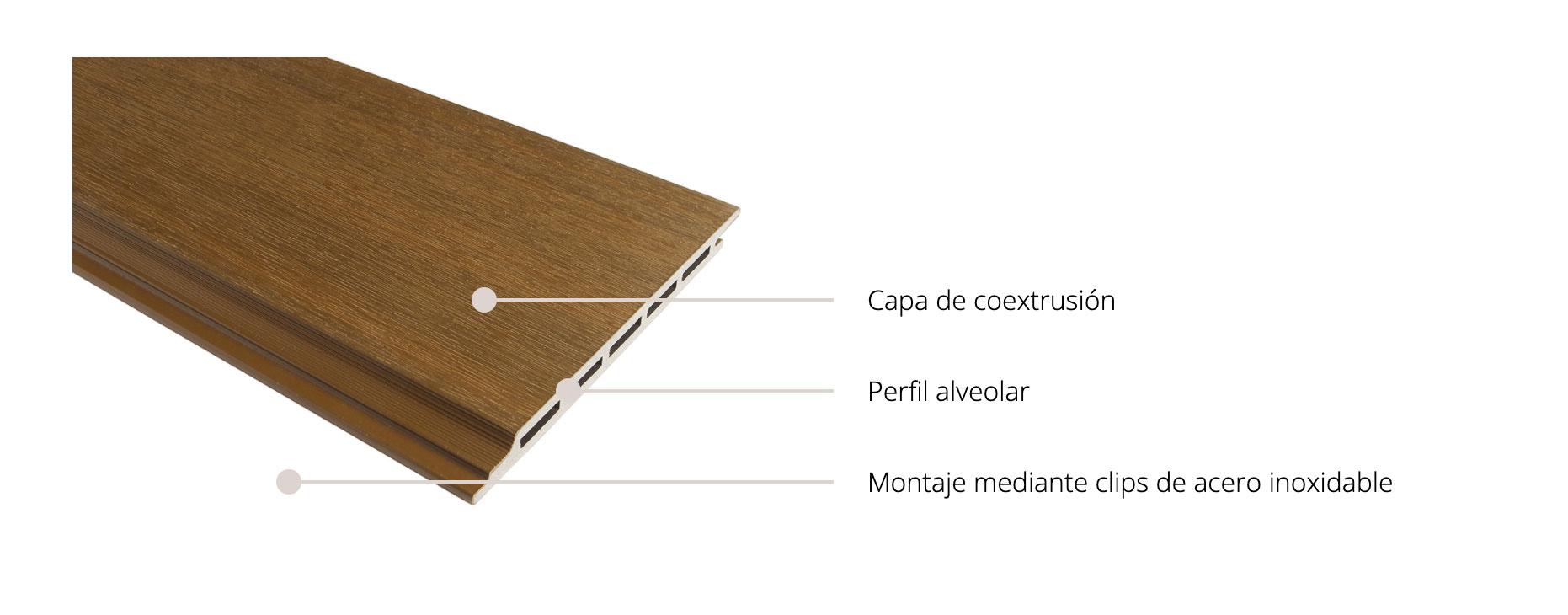 madera tecnica weo classic
