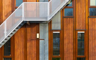 Conoce la arquitectura sostenible y la eficiencia energética
