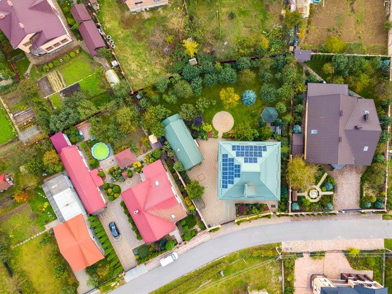 características de una casa sostenible